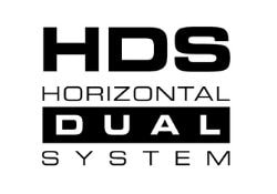 horizontal dual system